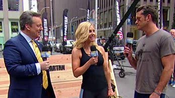 Fox and Friends talks to Anna Kooiman about her life in Australia.