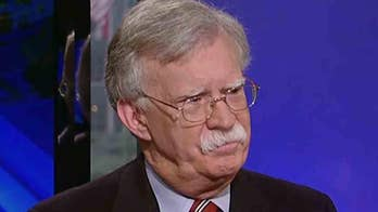 National security adviser John Bolton discusses the Kavanaugh confirmation battle and changes to the United States' cybersecurity policies on 'Sunday Morning Futures.'