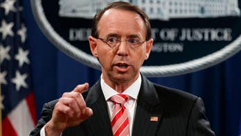 Michael Goodwin: Welcome to the snake pit: 'Deep state' leaves Trump no good options on FBI, Rosenstein