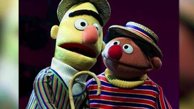 Sesame Workshop: Bert, Ernie don't have sexual orientation