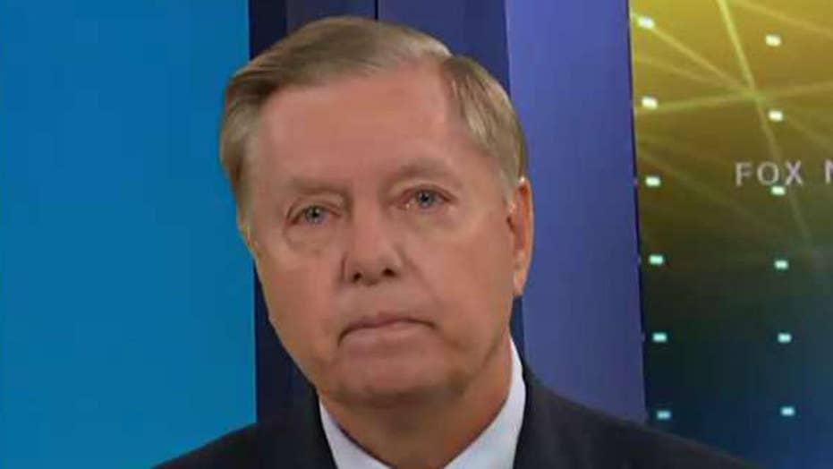 Sen. Lindsey Graham on allegation against Brett Kavanaugh