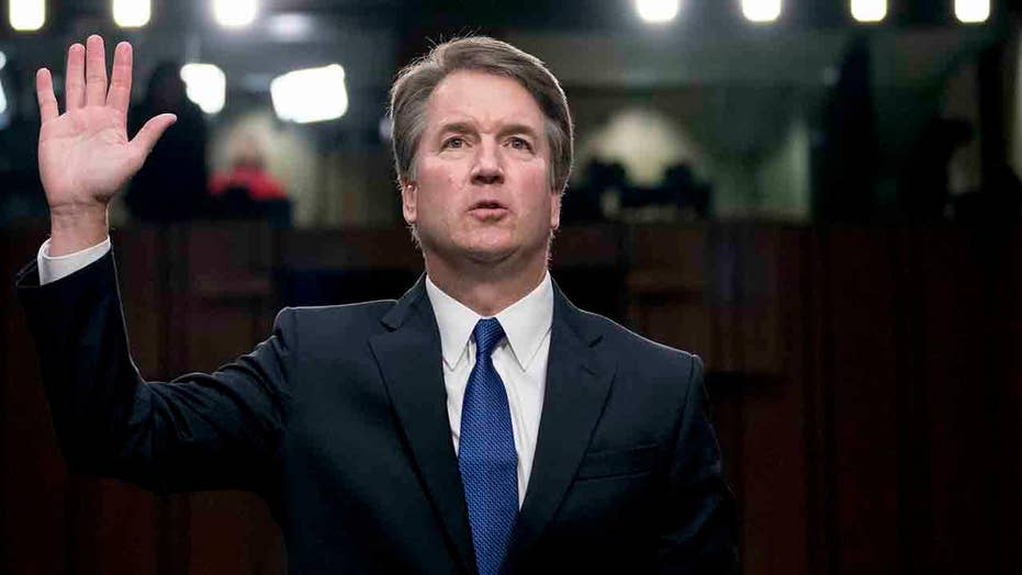Media's Kavanaugh spectacle