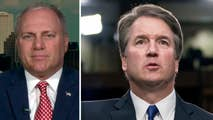 House Majority Whip Steve Scalise says allegations of sexual misconduct against Brett Kavanaugh need to be considered against Kavanaugh's qualifications and the women who have come forward to say he is fit to be on the Supreme Court.