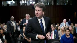"An embattled Brett Kavanaugh on Monday said he won't be ""intimidated into withdrawing"" his nomination to the Supreme Court, as he called accusations he sexually harassed and assaulted women decades ago while in high school and college ""smears"" in a new letter to top lawmakers on the Senate Judiciary Committee."