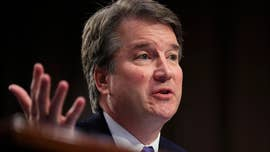 "President Trump stood foursquare behind Brett Kavanaugh on Monday in the wake of new sexual misconduct allegations against his Supreme Court nominee, calling the uncorroborated claims ""totally political"" and ""unfair."""