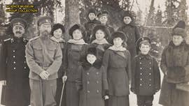 Remarkable photo albums showing the Czar Nicholas II and the Russian royal family have gone on public display for the first time.