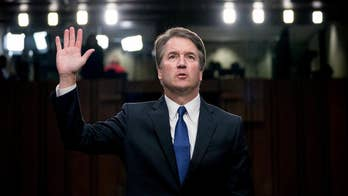 Senate Democrats investigating second Kavanaugh accuser