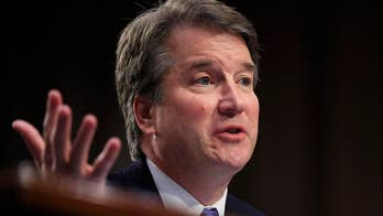 Second woman accuses Supreme Court nominee Brett Kavanaugh of sexual misconduct in new report; Peter Doocy reports from Capitol Hill.