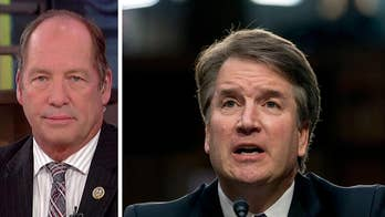 Republican member of the House Foreign Affairs Committee Ted Yoho says, similar to Judge Roy Moore, Supreme Court nominee Brett Kavanaugh faces 'character assassination,' that the MeToo movement has sterilized Capitol Hill and that Congress needs to focus on the job they were sent to Washington to do.