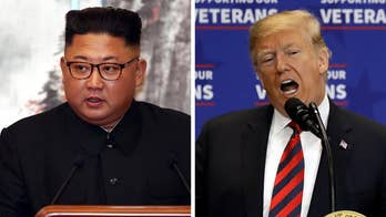 President Trump said a second meeting with Kim Jong Un could happen soon. Lt. Col. Michael Waltz urges the administration to keep the pressure on North Korea.