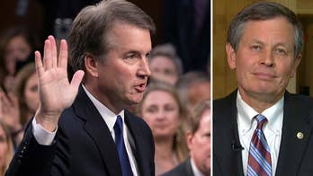 Daines slams Dems' 'desperation tactics' against Kavanaugh