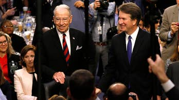Republican lawmakers are likely to use a female attorney to question both Kavanaugh and Ford, while Democrats plan to do the questioning themselves. Mike Emanuel explains on 'Special Report.'