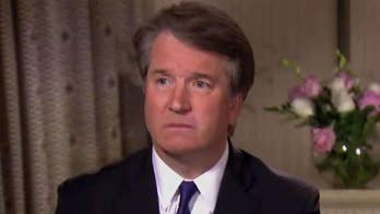 'The Story' exclusive: Judge Kavanaugh says in America 'we hear from both sides.'