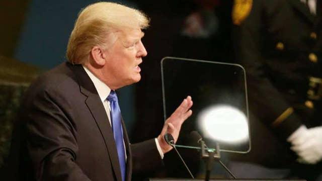 Kayleigh McEnany on Trump's United Nations agenda