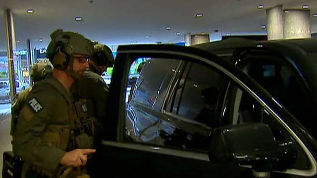 How security forces protect world leaders at the UN