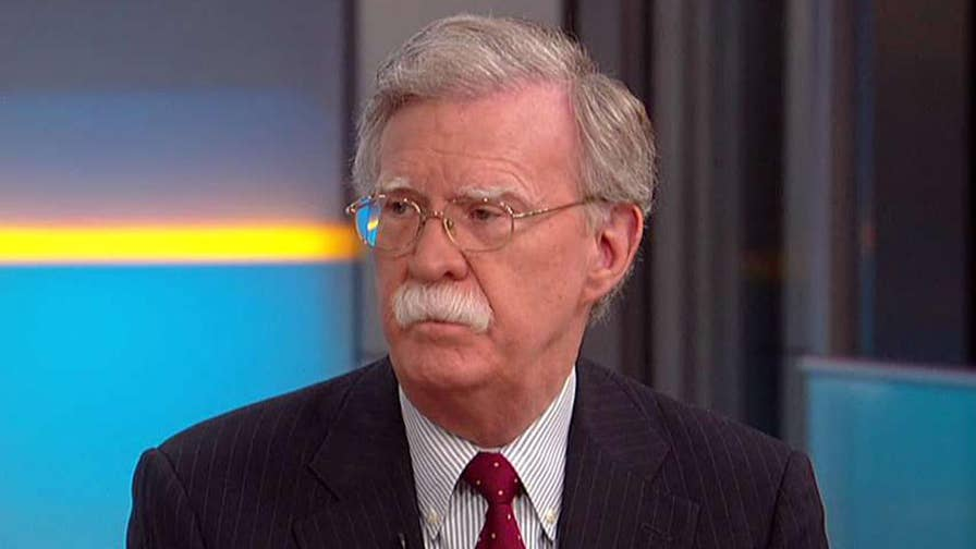 National Security Adviser John Bolton says President Trump is looking out for the best interests of the American people and will explain to the United Nations how the U.S. exerts sovereignty.