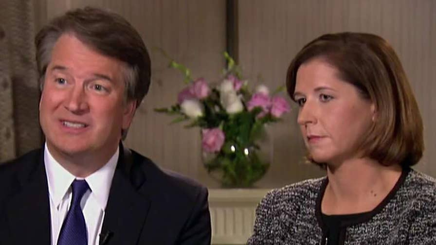 Kavanaugh denies sexual misconduct in Fox News exclusive: 'I know I'm telling the truth'