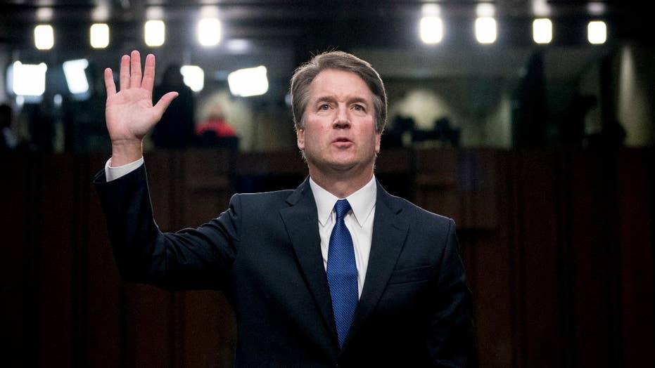 Senate Democrats investigating second Kavanaugh accuser
