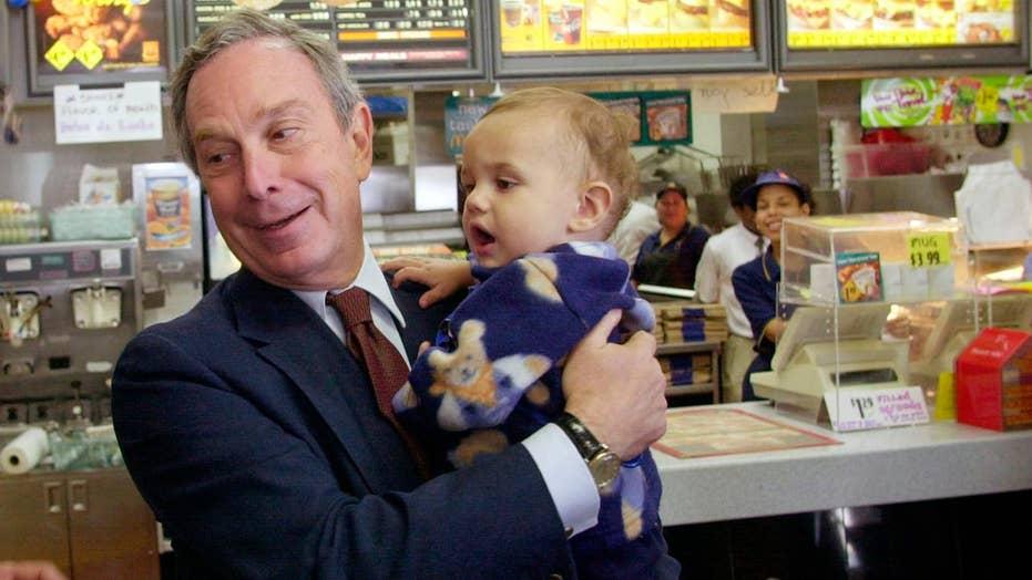 Bloomberg considering 2020 run as Democrat