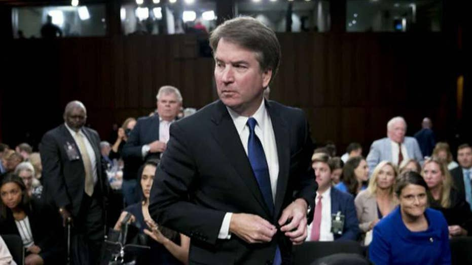 Can Kavanaugh get a 'fair trial' in court of public opinion?