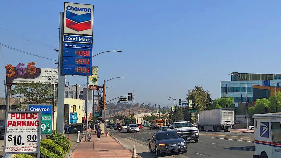 Californians to vote on gas tax hike repeal