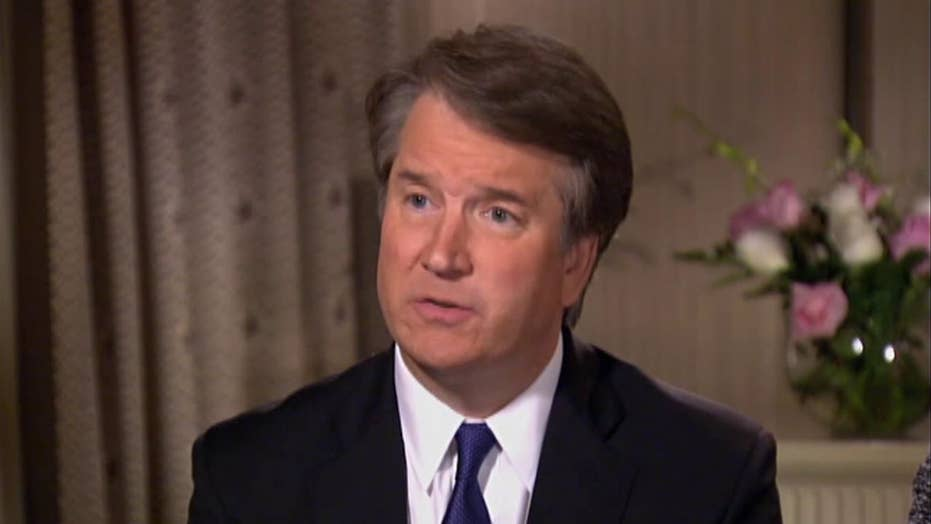 Kavanaugh denies assault allegations in Fox News interview