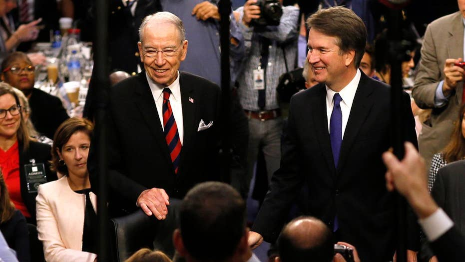 How the Senate plans to handle the Kavanaugh-Ford testimony