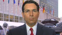 Amb. Danny Danon speaks out on pressure on Iran as world leaders gather at the U.N. General Assembly.
