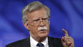 "National Security Adviser John Bolton delivered a searing, no-holds-barred warning to Iran at the United Nations on Tuesday, telling the regime that ""we are watching, and we will come after you."""