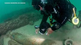 "A 400-year-old shipwreck discovered off the coast of Portugal has been hailed as a ""significant"" archaeological find."