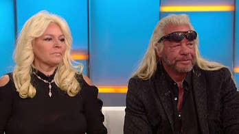 Duane 'Dog' Chapman and Beth Chapman react to the apprehension of Shawn Christy in Ohio.