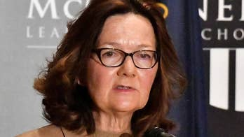 CIA Director Gina Haspel gives first major speech in new role; Lucas Tomlinson reports from the Pentagon.