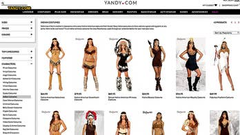 Online lingerie company Yandy has been called out again for its 'sexy' costumes, this time over its collection of 'sexy Native American' and 'sexy Indian' designs that many are calling 'highly offensive' and 'racist.'