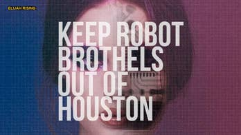 'Robot sex brothel' slated to open is not wanted, Houston's mayor says