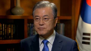 Watch South Korean President Moon Jae-in's interview with Bret Baier on 'Special Report,' Tuesday night at 6 p.m. ET on Fox News Channel.