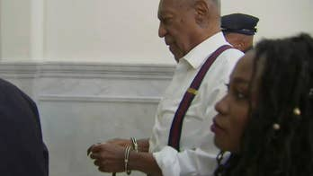 81-year-old comedian Bill Cosby heads to jail for processing after judge sentences him to three to 10 years in prison for 2004 sexual assault.