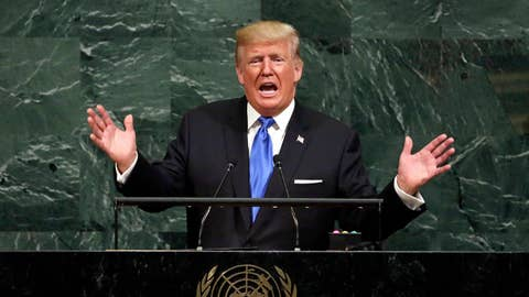 What message will Trump deliver to Iran at the UN?