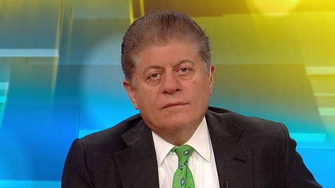 Napolitano on Kavanaugh process: There is no burden of proof