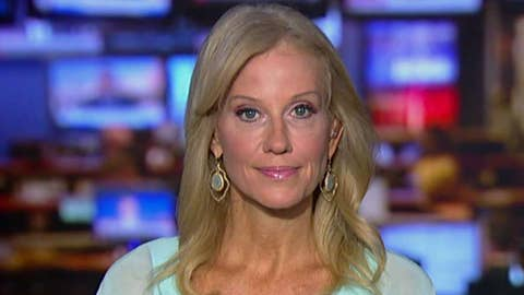 Conway on Kavanaugh critics: Left-wing conspiracy