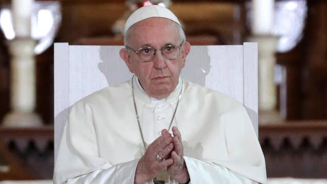 Pope Francis calls for change amid sex abuse scandals