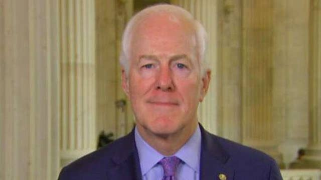 Cornyn: Burden to come forward with evidence is on Ford