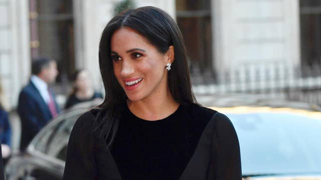 Meghan Markle proves rules are meant to be broken