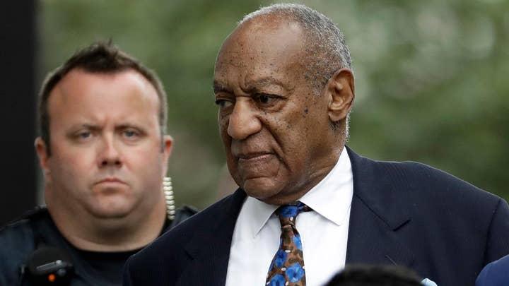 Fox News producer describes Cosby's reaction to sentencing