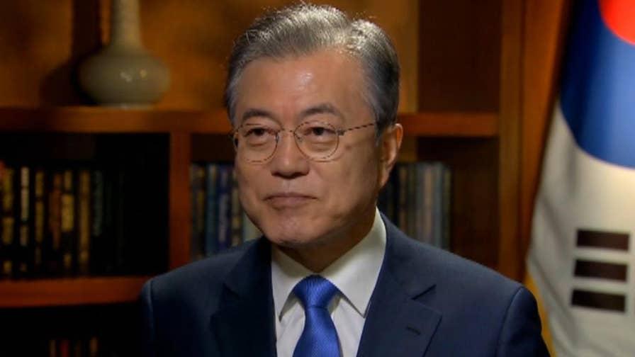 Trump could meet with Kim Jong Un by year's end, South Korean president tells Fox News