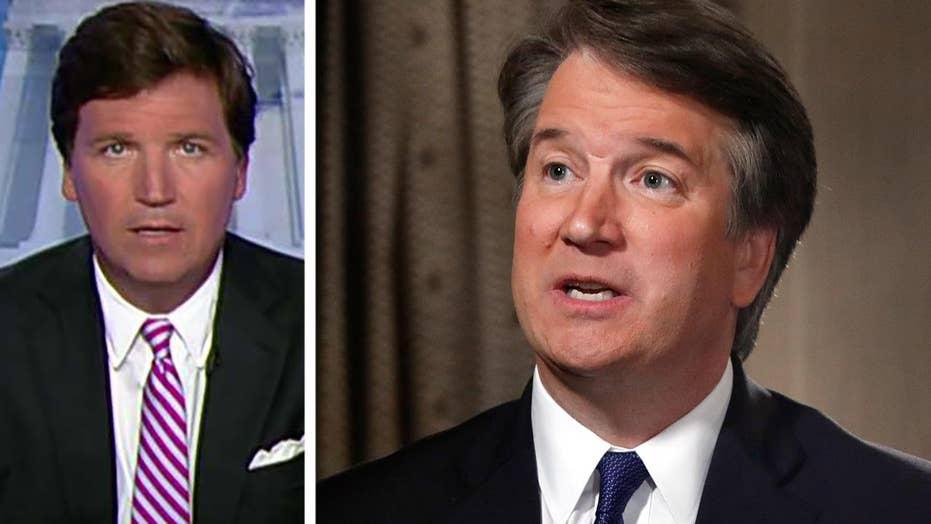 Tucker: Brett Kavanaugh and the midterm elections