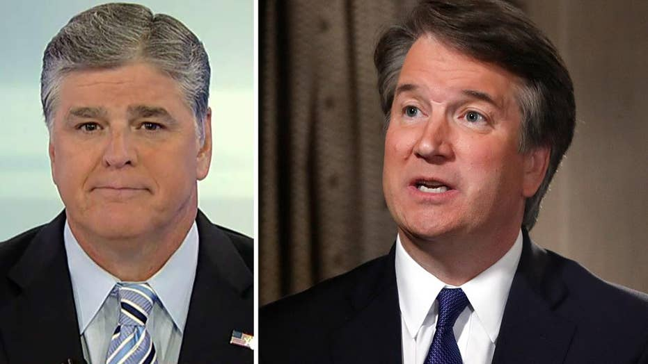 Hannity: Judge Brett Kavanaugh is fighting back