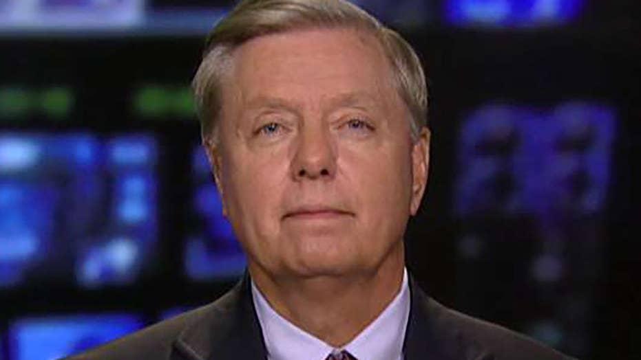 Sen. Graham: Allegations against Kavanaugh are collapsing