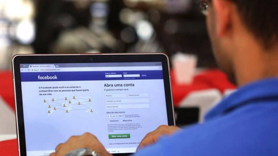 Former Facebook workman sues for PTSD