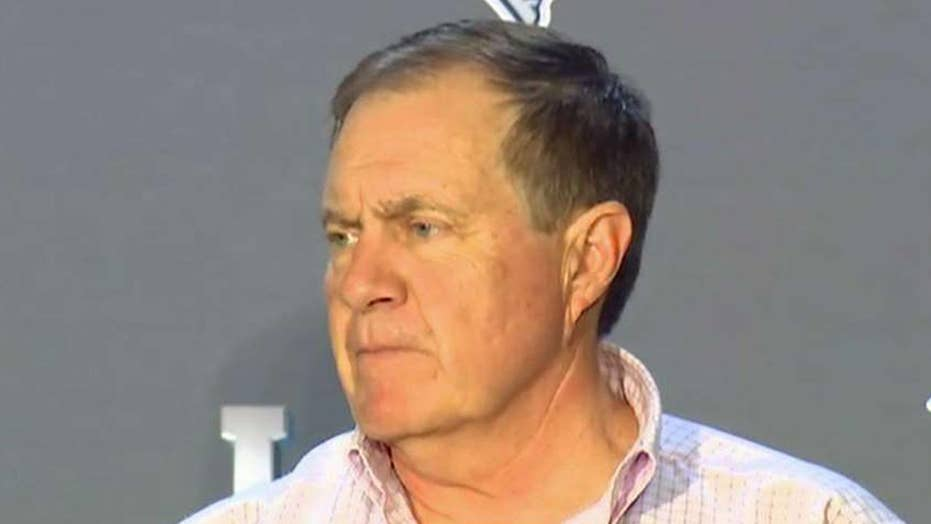 Bill Belichick's success in NFL chronicled in new biography