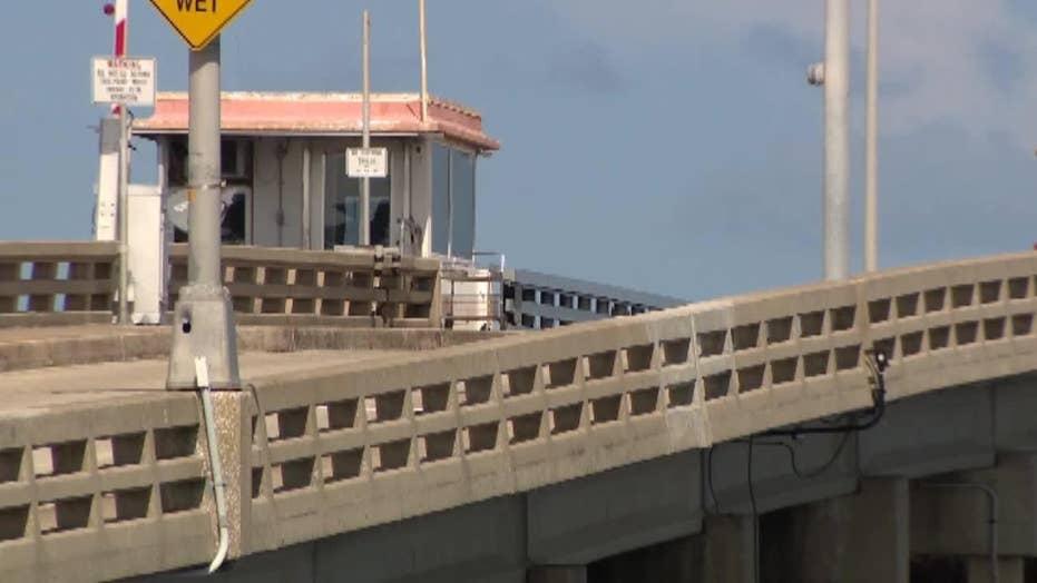 Man thrown off bridge in Daytona, Florida
